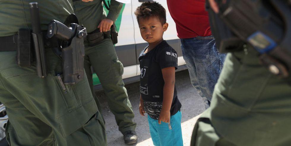 آمریکا دو گزینه پیش پای مهاجرانی که از فرزندانشان جدا شدند گذاشت