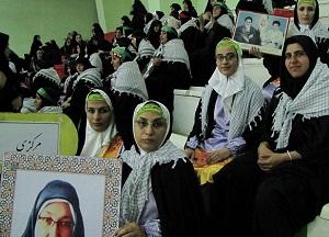 اعزام نفرات برتر مسابقات بومی محلی بسیج خواهران استان مرکزی به مسابقات کشوری