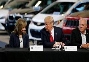 تعرفه وارداتی ترامپ افزایش چندین هزار دلاری قیمت خودرو را در پی دارد