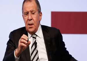 لاوروف: تنها راه حل و فصل مسائل خاورمیانه گفتگو است