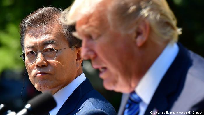 کره جنوبی: آمریکا از عواقب تاثیر تحریمهای ایران بر کره جنوبی و اقتصاد جهان آگاه است