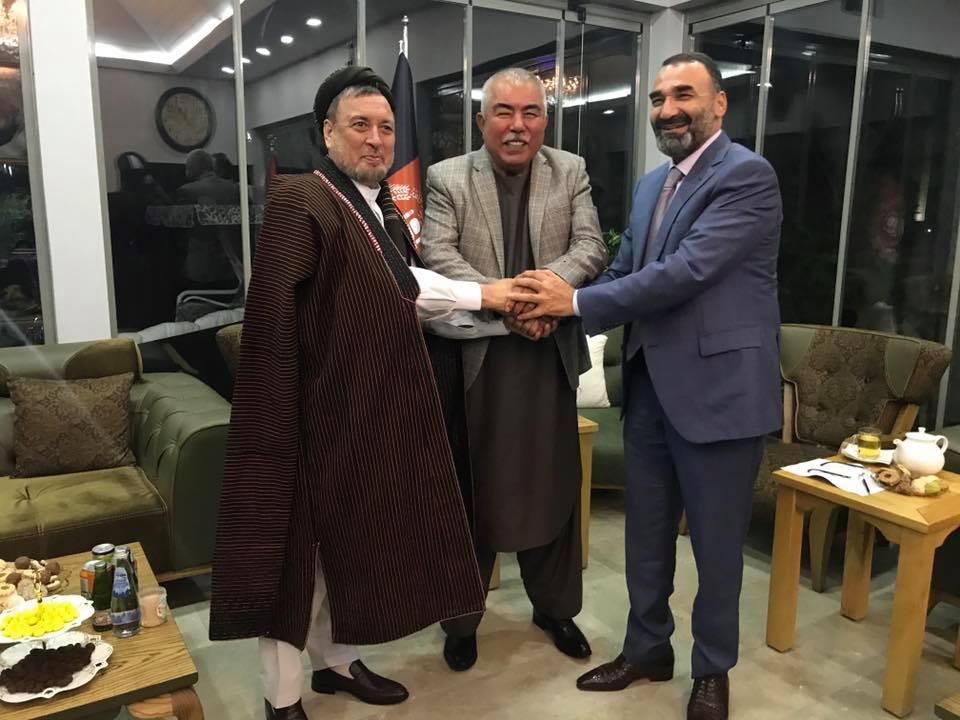 «ائتلاف نجات افغانستان» دولت را تهدید به تحریم انتخابات کرد