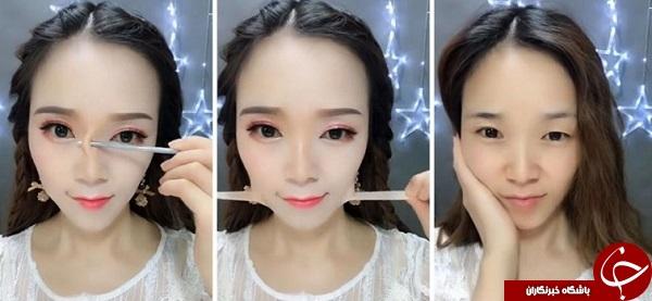 کلاهبرداری جدید دختران چینی + تصاویر