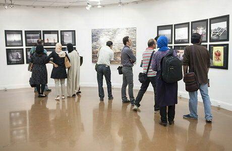 افتتاح همزمان سه نمایشگاه گروهی نگارگری، نقاشی و عکس