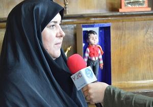 دیدار مدیرکل کانون پرورش فکری کرمانشاه و مدیرعامل شرکت آب و فاضلاب استان
