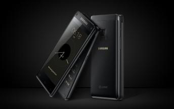 گوشی تاشوی بعدی سامسونگ دوربین دوگانه خواهد داشت +تصاویر