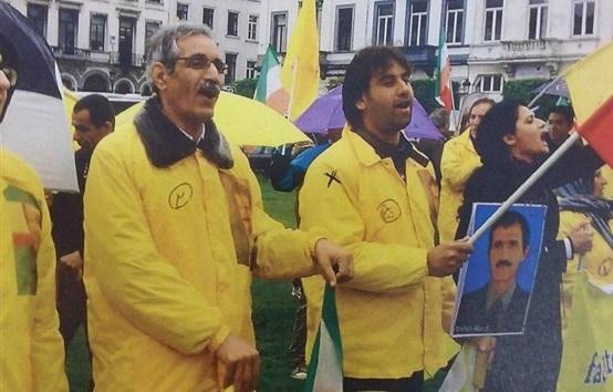 وقتی بمبگذار قلابی نشست منافقین از اعضای فرقه ضاله رجوی از آب درآمد!/ سعدونی کیست؟+ عکس