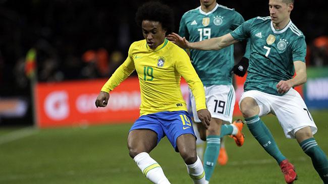 ویلیان:تمام تمرکزم برای تیم ملی برزیل است