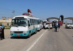 بازگشت ۳۷۳ آواره عراقی به استان نینوا