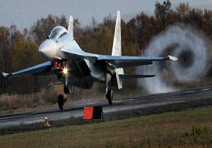 خروج تعدادی جنگنده و نظامی روس از سوریه