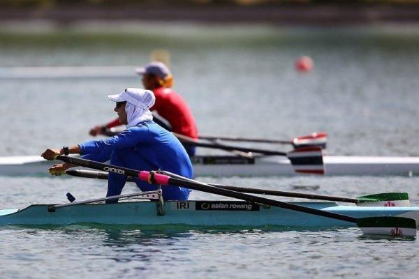 سه قایقران همدانی سهمیه بازی های آسیایی گرفتند