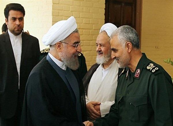 رمزگشایی از نامه سرلشگر سلیمانی به روحانی/ حمایت از رئیس جمهور به سبک حاج قاسم