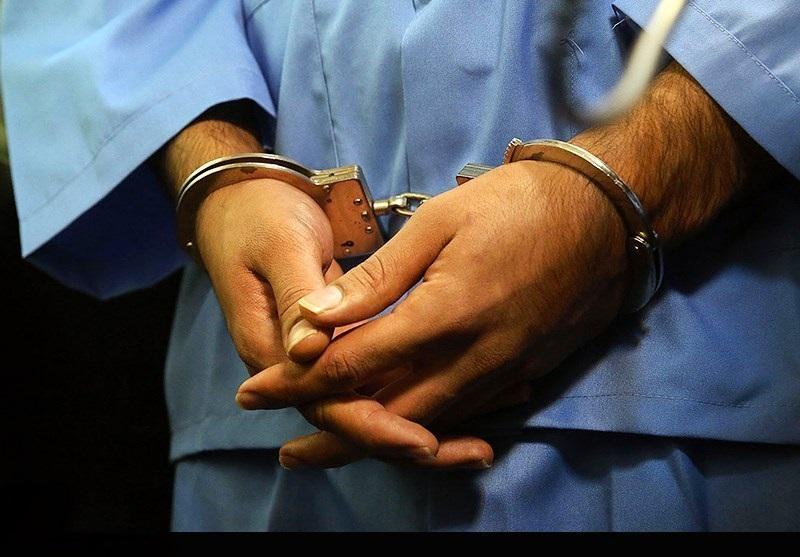 عامل نا امنی در دشتستان دستگیر شد