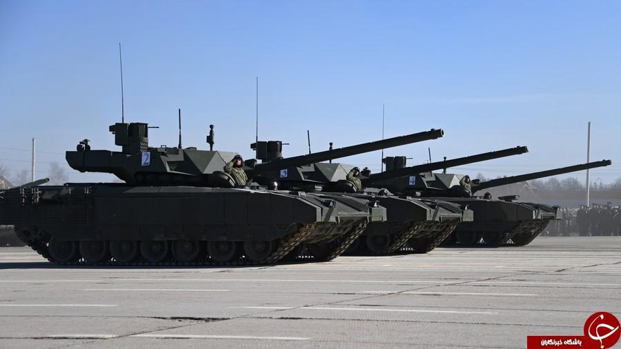 معرفی 6 سلاح فوق پیشرفته جدید ارتش روسیه+تصاویر