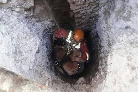 جان باختن جوان سبزواری بر اثر سقوط در چاه