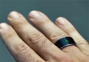 انگشتر کوچکی که یک تلفن همراه است! + فیلم