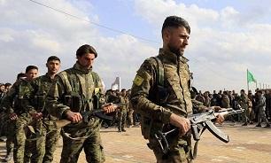 جنوب استان حسکه به کنترل شبه نظامیان کُرد درآمد+ نقشه میدانی