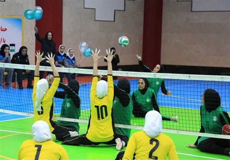 دعوت بانوی همدانی به چهارمین اردوی تیم ملی والیبال نشسته بانوان