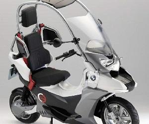 بیامو موتورسیکلت مجهز به فناوری خود را معرفی کرد+ فیلم