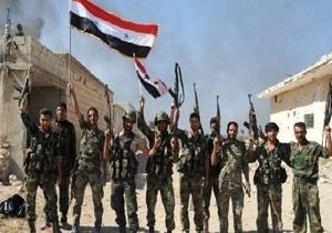 نیروهای ارتش سوریه به مرز اردن رسیدند/آزادسازی ۹ نقطه مرزی