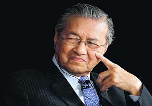 وجود مدارکی مبنی بر تلاش عربستان برای مداخله در امور داخلی مالزی