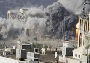 حملات موشکی و توپخانهای ائتلاف سعودی به مناطق مسکونی در صعده یمن