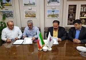امضای تفاهم نامه همکاری برای گسترش صنعت بسته بندی در قزوین