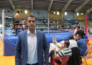 قزوین در رقابتهای کیک بوکسینگ قهرمانی کشور پیشتاز است