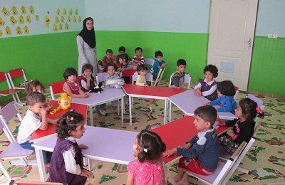 آغاز به کار مهد کودکهای تهران از ساعت ۶ صبح