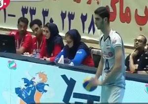 خلاصه والیبال نوجوانان ایران و ژاپن در ۱۴ تیر ۹۷ +فیلم