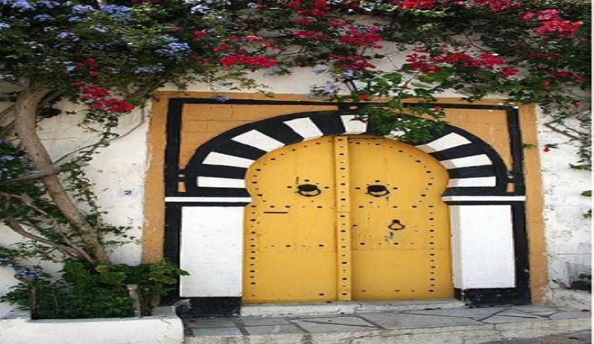 آشنایی با شهر توریستی حمامات تونس