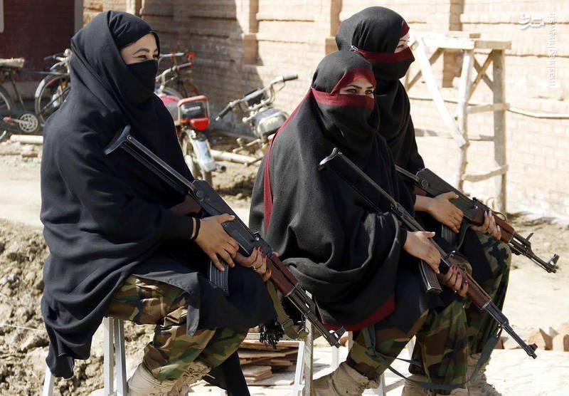 دختران پولداری که داعشی شدند!/در این دانشگاه به جای پزشک شدن تروریست میشوید/