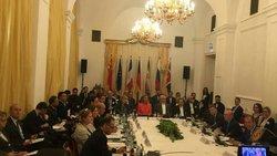 آغاز نشست وزیران خارجه ایران، ۱+۴ و موگرینی