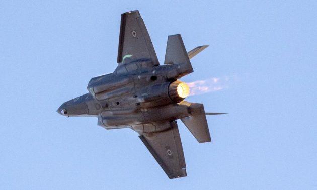 سفر یک هیئت نظامی اماراتی به اسراییل برای خرید جنگندههای اف ۳۵