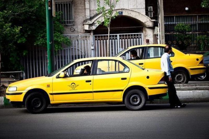تغییر ساعت کار تاکسی های پایتخت از فردا