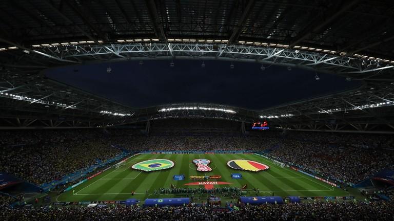 گزارش لحظه به لحظه/ برزیل صفر - بلژیک صفر