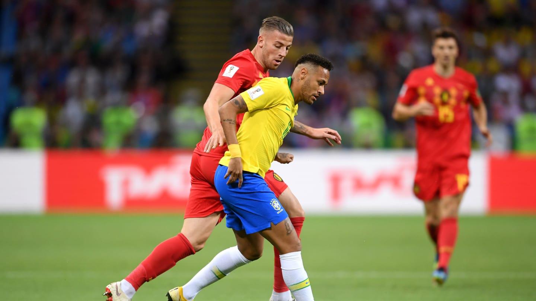 گزارش لحظه به لحظه/ برزیل صفر - بلژیک 2