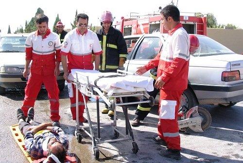امداد رسانی ۱۱۷۱ نفر در طی ۷۲ ساعت گذشته/ نجات ۵۰۰ نفر از مرگ