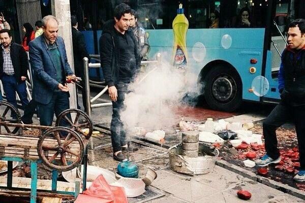 اوباش درمانی، راهکار شهرداری برای رفع سد معبر