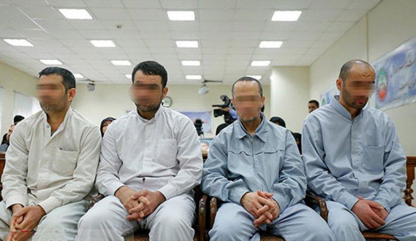 حکم اعدام تروریست های داعشی حمله کننده به مجلس اجرا شد