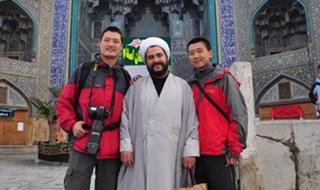 روایتی جالب از فعالیتهای روحانی ایرانی در سرزمین چشم بادامیها