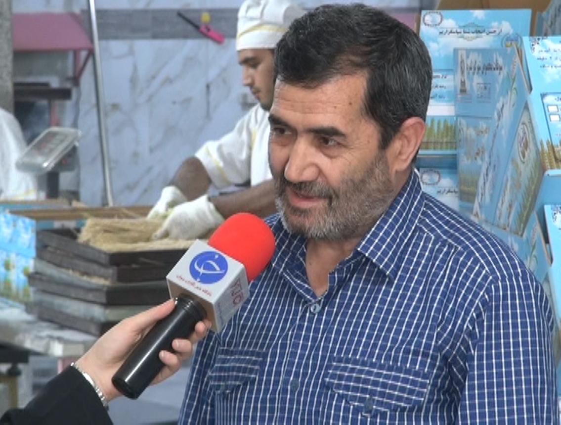 زنجان ، نگین تولید رشته در ایران
