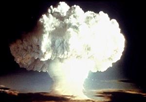 نمایش آزمایشات بمب اتمی آمریکا بر روی صفحه یوتیوب