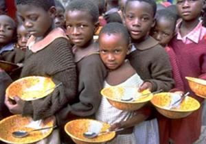 بحران غذایی در آفریقا