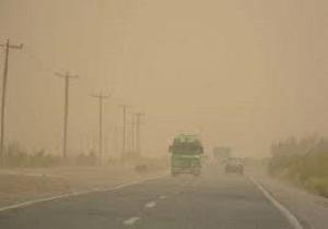 افزایش سرعت طوفان در شمال سیستان و بلوچستان