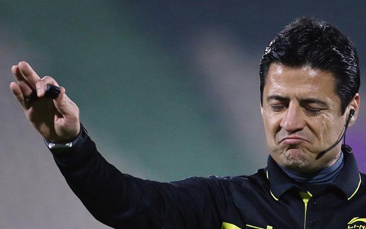 حرکتی عجیب از فغانی در جام جهانی که جنجال به پا کرد!+عکس