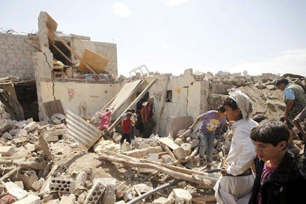 گاو شیرده، گرفتار در باتلاق یمن