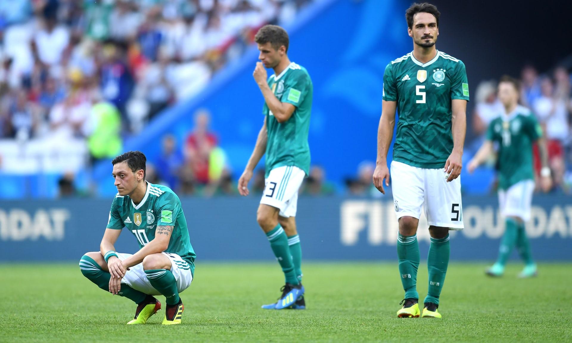 جولان تازه به دوران رسیده ها در جام جهانی 2018