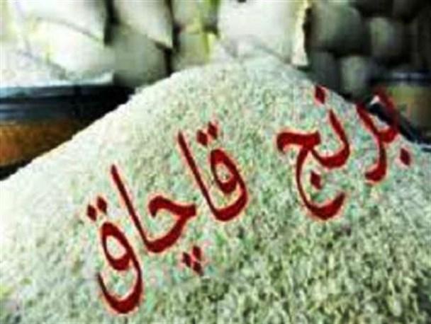 24تن برنج قاچاق در چرداول کشف شد