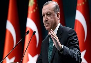 تاکید اردوغان بر ادامه عملیات نظامی در شمال عراق